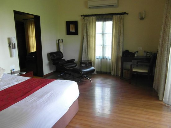 The Windflower Resort and Spa, Coorg: Spacious rooms
