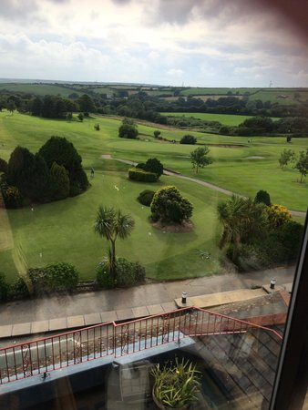 Bowood Park Hotel & Golf Club: Views from hotel