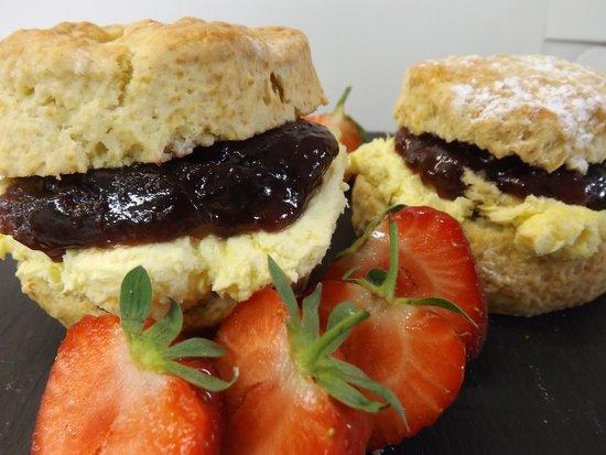 Allington Cafe: Cream Tea Anyone!