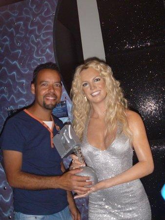 Madame Tussauds London: Britney