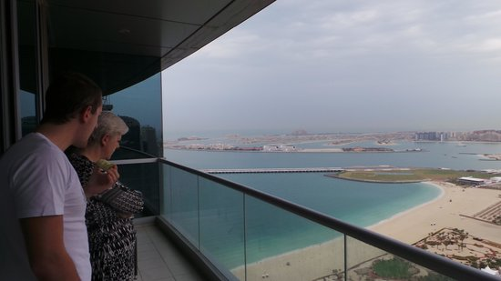 JA Oasis Beach Tower: 39ème étage  3/4 vue mer