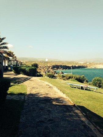 Iberostar Creta Panorama & Mare : view from the hotel