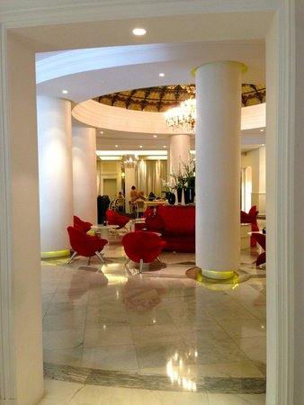 Gran Melia Colon: lobby