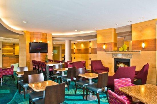 SpringHill Suites Arundel Mills BWI Airport: Breakfast-Dining Area