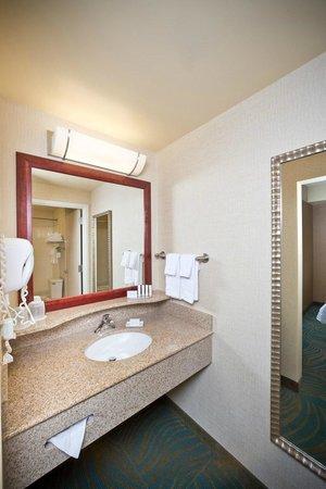 SpringHill Suites Arundel Mills BWI Airport: Bathroom Vanity Area