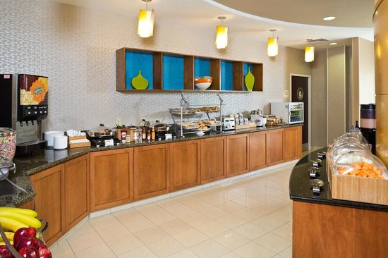 SpringHill Suites Arundel Mills BWI Airport: Breakfast Buffet