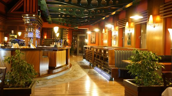 Park Hotel Pelikan: Bar