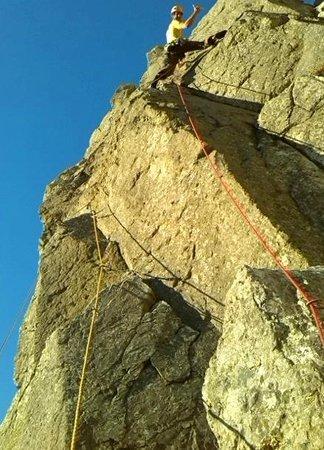Terry James Walker Rock Climbing: Sport Climbing Course