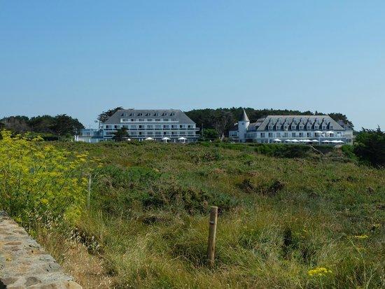 Castel Clara Thalasso & Spa: L'hôtel