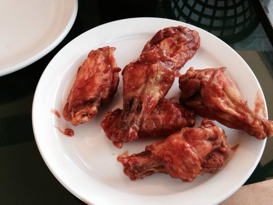 All You Can Eat Chicken Wings Review Of Gator S Dockside Orlando Fl Tripadvisor
