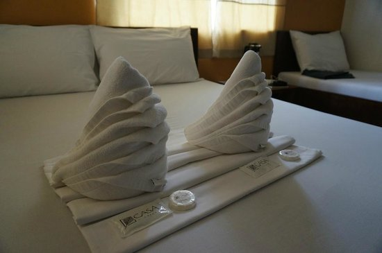 Casa Coron Hotel: Nice touches like this made it more enjoyable