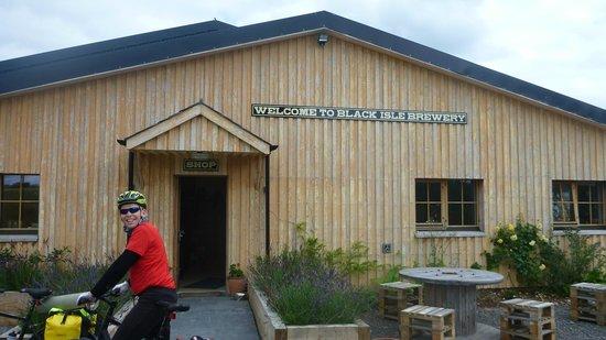 1 black isle brewery, looking forward to the trip/ taste?