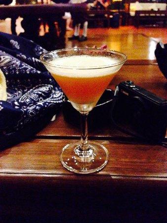 Angkor Palace Resort & Spa: Welcome drink