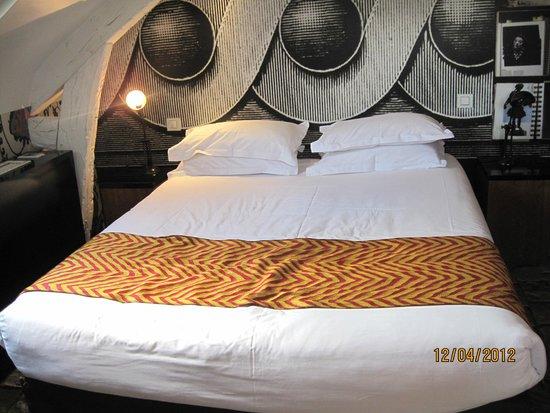 Hotel le Notre Dame: la nostra camera
