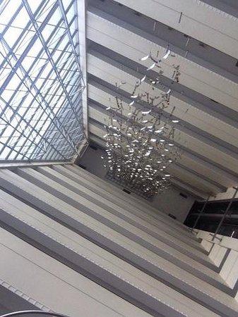 Metropolitan Hotel Ankara: labby design