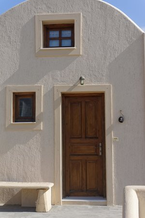 Santorini Mesotopos : Outside Room