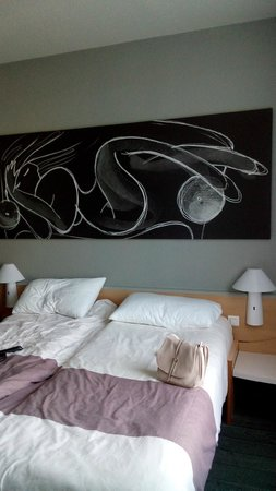 Ibis Paris Boulogne Billancourt : Room
