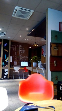 Ibis Paris Boulogne Billancourt : Reception