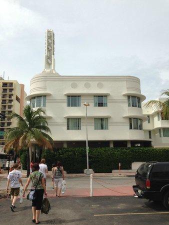 Essex House: Art Deco gem