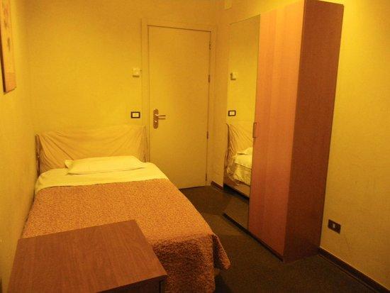 Hotel Quisisana : Habitación