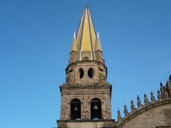 Catedral Metropolitana: Башня-колокольня