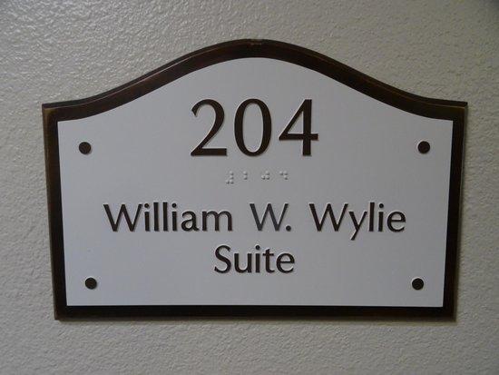 Zion Lodge: Suite 204