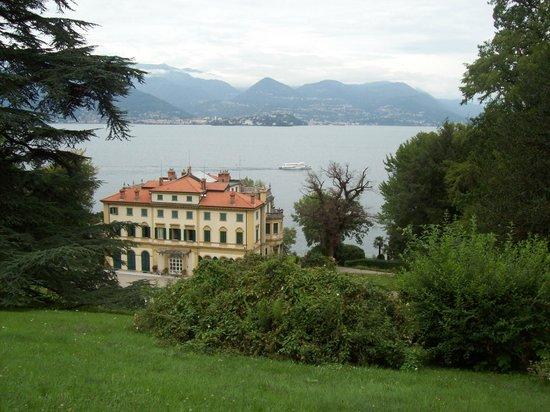 Parco della Villa Pallavicino : Panorama