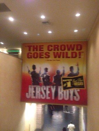 Jersey Boys: Paris , Las Vegas