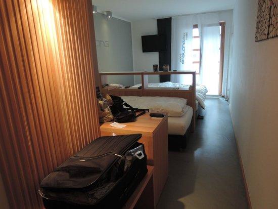 Smart Hotel Saslong: Stanza tripla