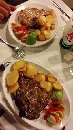 To Fanari: la carne