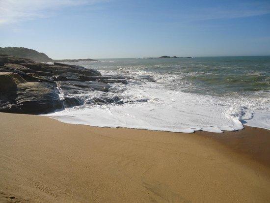 Virgem ou Costao Beach: CALMARIA