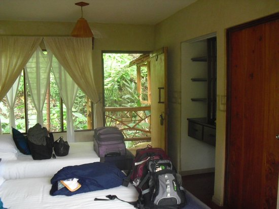 Rio Chirripo Lodge & Retreat: my room