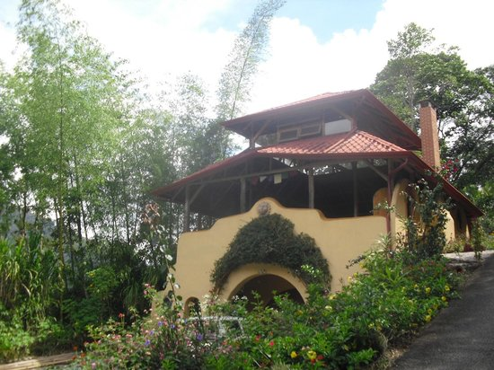Rio Chirripo Lodge & Retreat: Yoga building