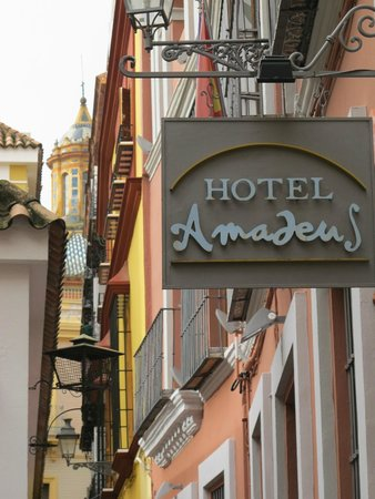 Hotel Amadeus: Classic! Beautifully appointed