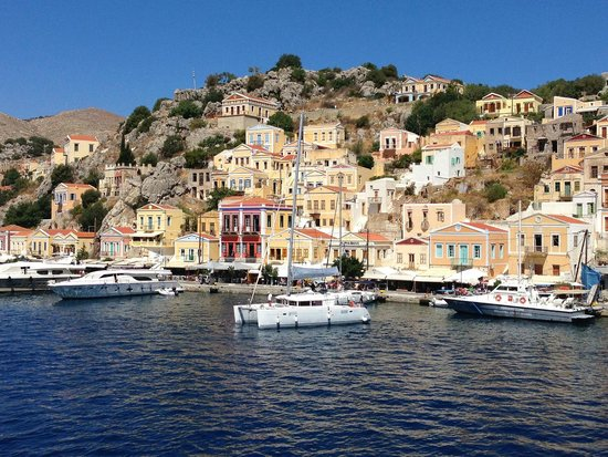 Mitsis Alila Resort & Spa: Island of Symi