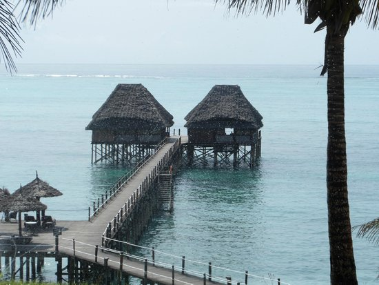 Melia Zanzibar: jetty bar