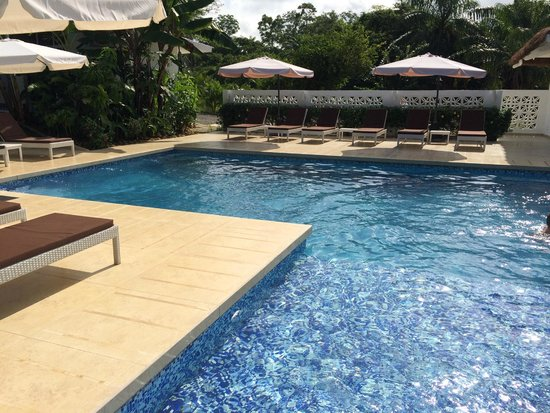 Hotel Bocas del Mar: the main pool