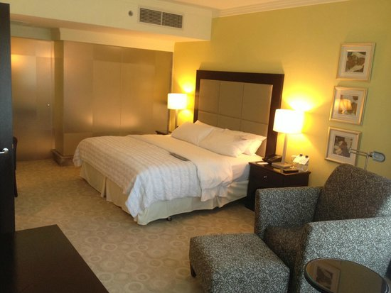Le Royal Meridien Abu Dhabi: Bedroom