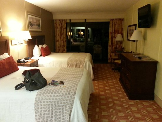 DoubleTree Resort by Hilton Myrtle Beach Oceanfront: Room with ocean view
