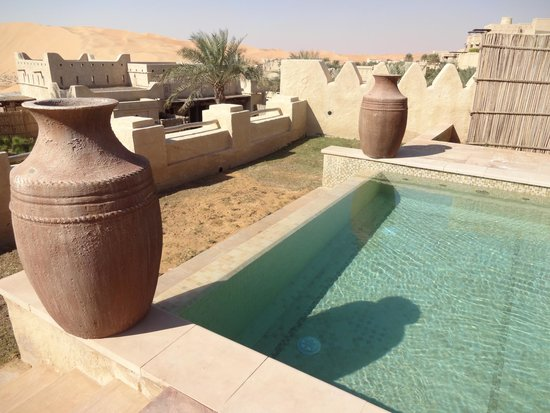 Qasr Al Sarab Desert Resort by Anantara: Villa