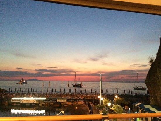 Ristorante La Marinella : View