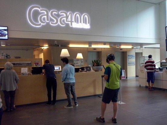 Hotel Casa : hall