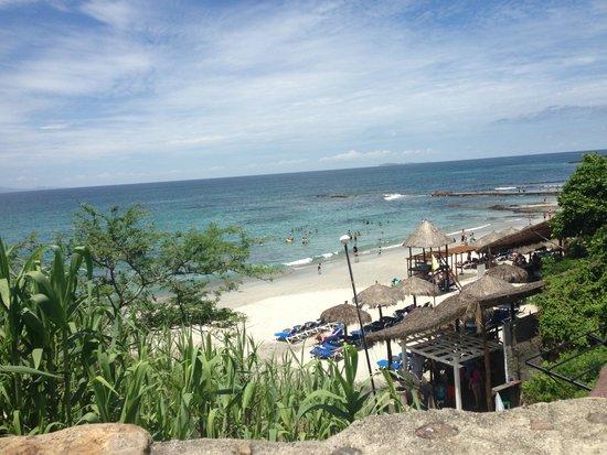 Grand Palladium Vallarta Resort & Spa: Beach View