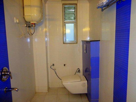Hotel Delhi 37: Bathroom