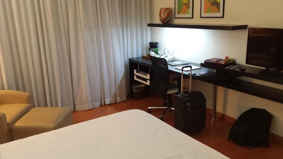 Pestana Caracas Premiun City & Conference Hotel: Quarto