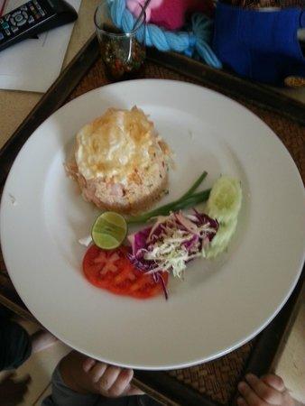 Veranda Resort and Spa Hua Hin Cha Am - MGallery Collection : An almost 300 baht shrimp fried-rice dish