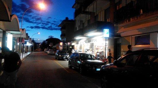 Hotel Rosa: ночной Иезоло