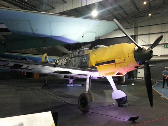 The Royal Air Force Museum London: Aircraft