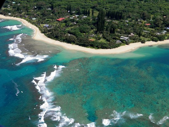 Jack Harter Helicopters - Tours: North shore