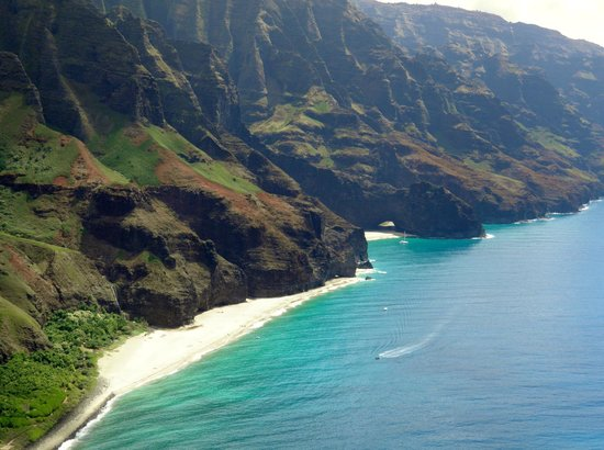Jack Harter Helicopters - Tours: Na Pali coast